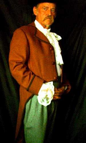 アンティークオランダ民族衣装
